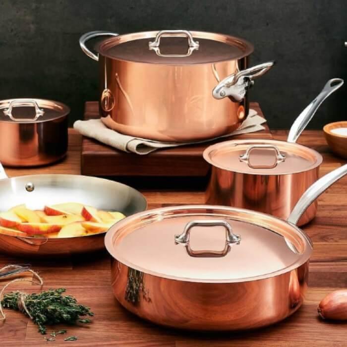 Висококачествени съдове за готвене