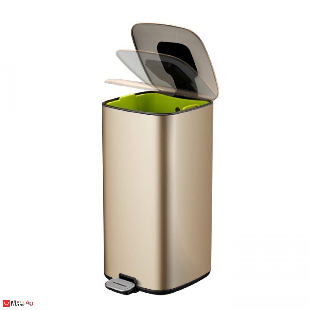 Кош за боклук с педал, 32 литра