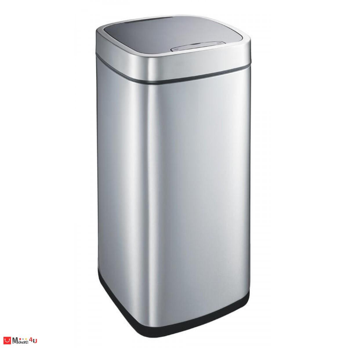 Сензорен кош за боклук 35л