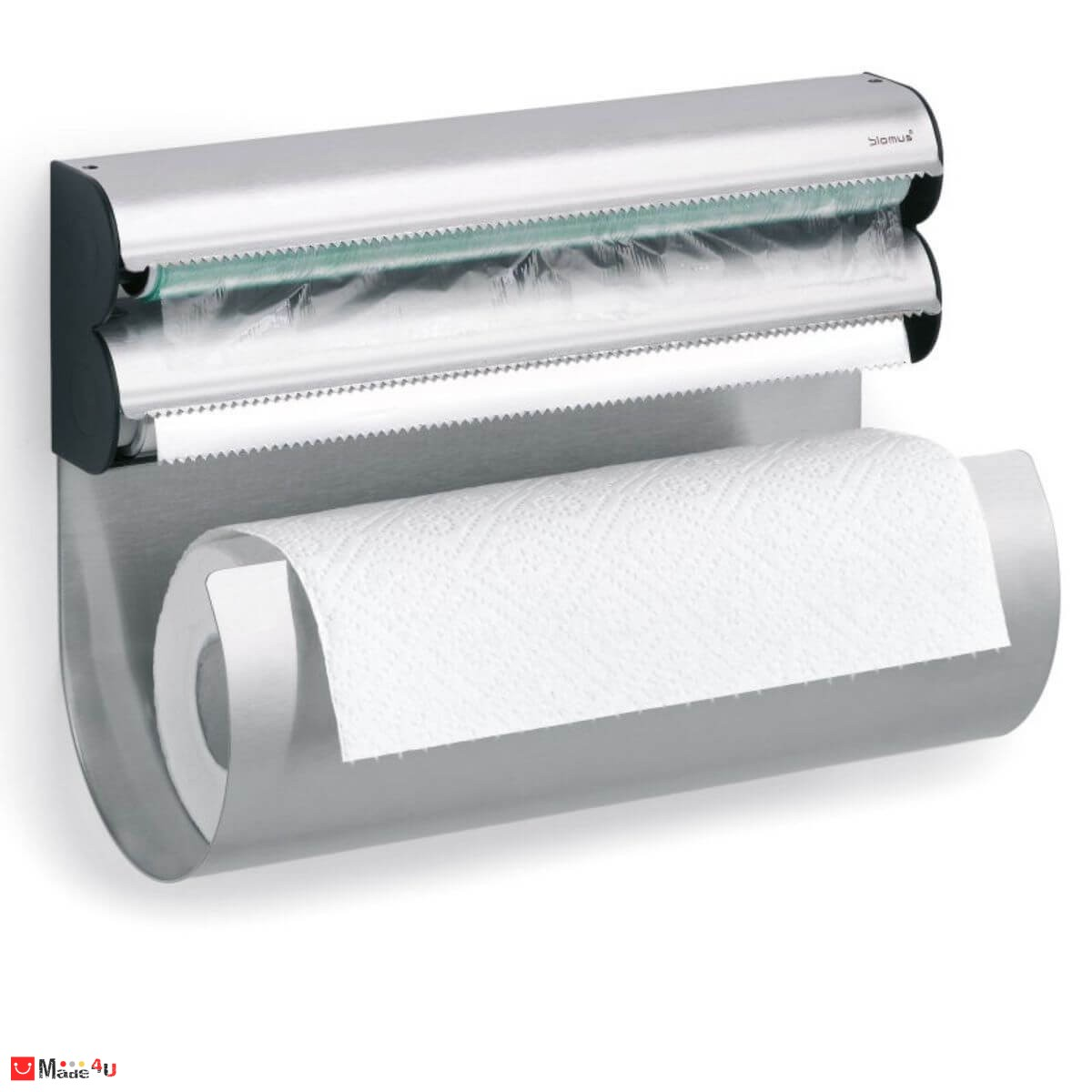 Стенна поставка за домакинска хартия и фолио - BLOMUS OBAR