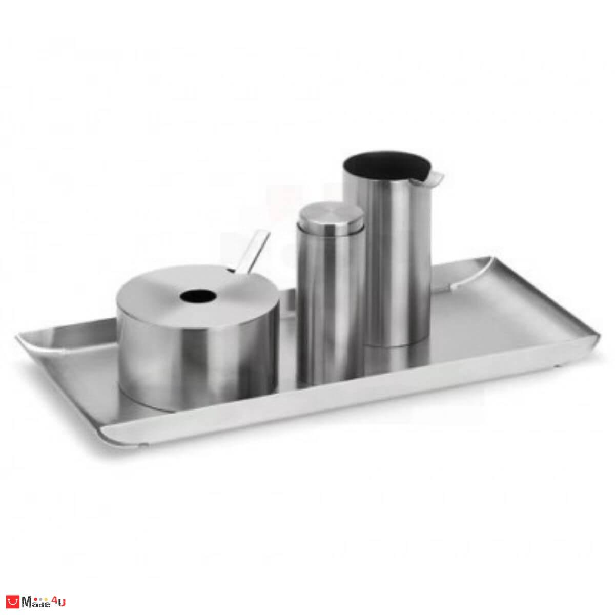 Табла / Поднос за топло и студено сервиране от неръждаема стомана - TRAYAN, BLOMUS