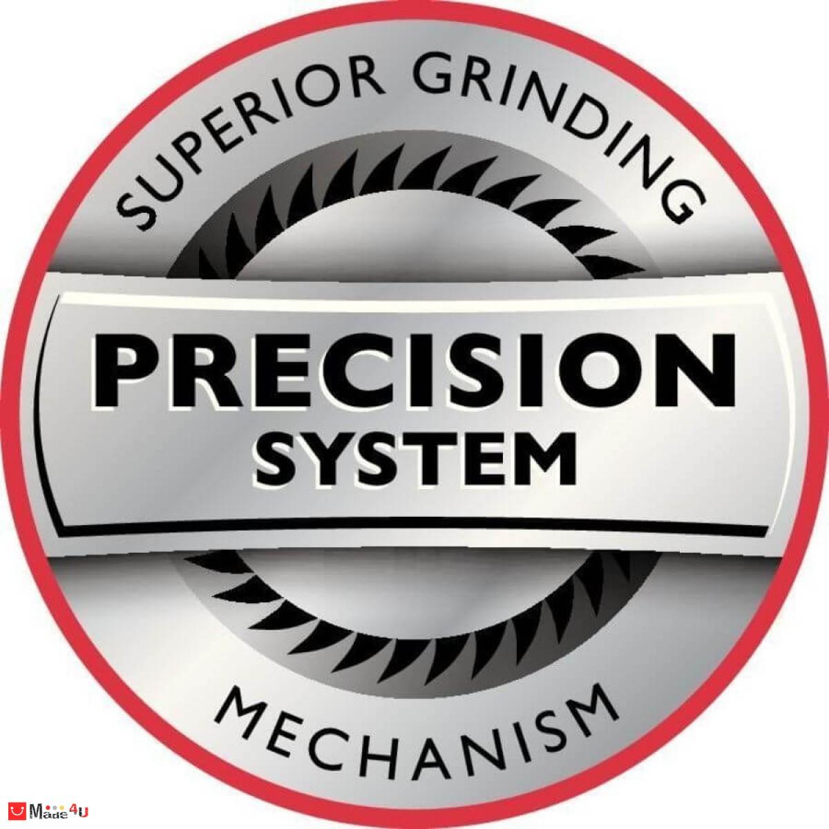 Електрическа мелничка за сол GREENWICH 21см с механизъм за прецизност, COLE&MASON