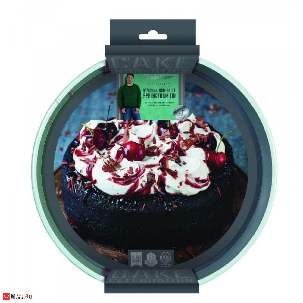 Кръгла форма за кекс или торта с падащо дъно, Ø23см