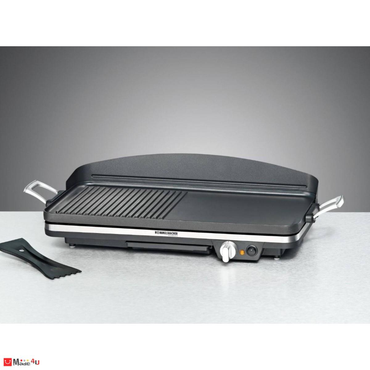 Електрическа скара с 3-слойно незалепващо покритие - BBQ2002