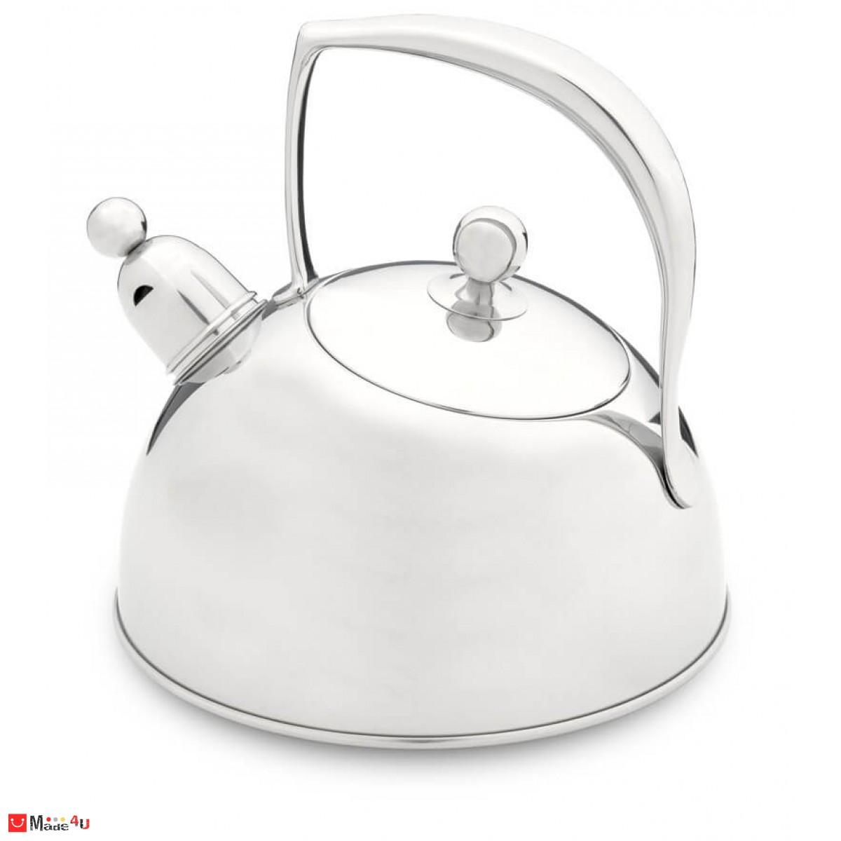 Чайник за котлон JASMIN - 2 литра. Марка SILAMPOS