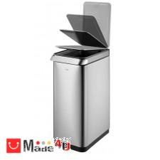 подарък Кош за отпадъци с TOUCH механизъм  - 30 литра, мат. Модел TOUCH BAR, марка EKO NV-EKO 917930 - Matt s/s