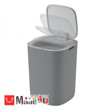подарък Сензорен кош за отпадъци - 12 литра, сив. Модел MORANDI SMART, марка EKO NV-EKO 628868 - Grey