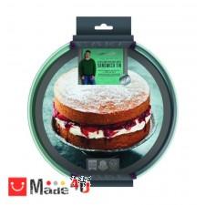 подарък Плитка форма за кекс или торта с падащо дъно, Ø20см, Н 4см, Jamie Oliver JB1035 NV-JB 1035
