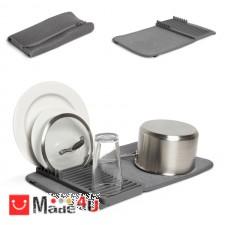 подарък Сушилник за съдове със стойка, 33х51см, UMBRA UDRY mini, сив NV-UMBRA 1004301-149