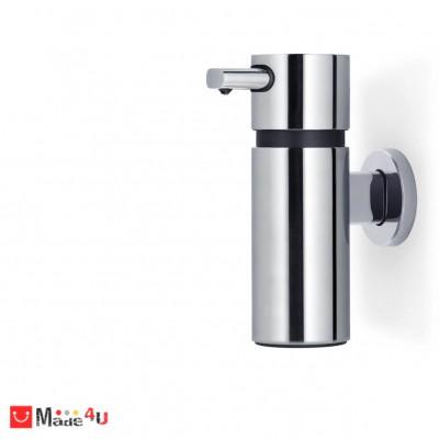 Диспенсър за течен сапун 220мл - стенен монтаж. Модел AREO полиран, BLOMUS