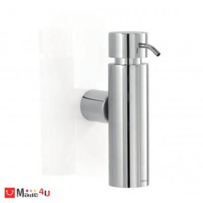 Дозатор за течен сапун 180мл DUO полиран. BLOMUS - стенен монтаж