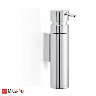 Стенен дозатор за течен сапун 100мл NEXIO полиран. Марка BLOMUS