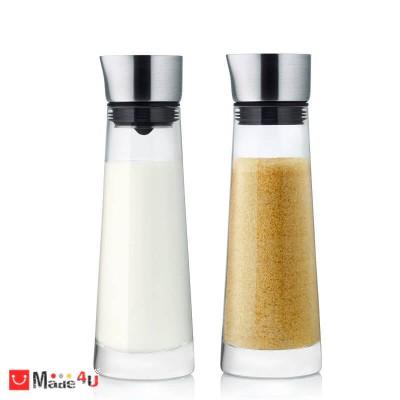 Комплект за захар и сметана MACCHIATO - марка BLOMUS
