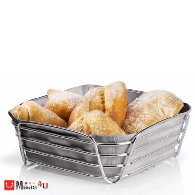 Панер за хляб DELARA L сив - марка BLOMUS