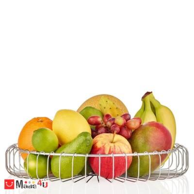 Стоманена фруктиера ESTRA на реномираната марка BLOMUS - Ø 37 см