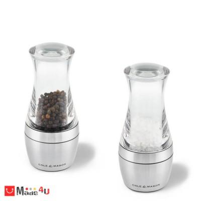 Сет мелнички за сол и пипер 13,5 см - WISHFORD, COLE&MASON