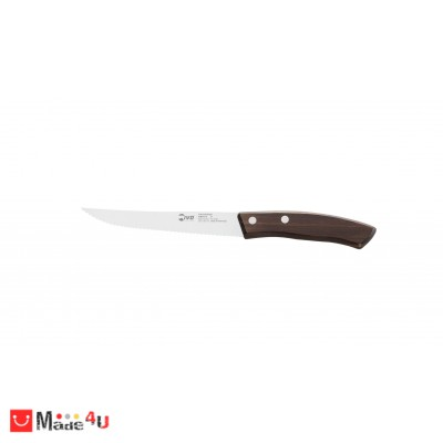 Нож за домати VINTAGE WOOD 12,5 см - марка IVO Cutelarias