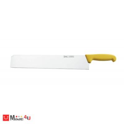 Нож за сирена 36см с жълта дръжка, модел CHEESE IVO Cutelarias