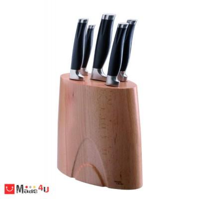 Комплект кухненски ножове Jamie Oliver, 5 броя ножове
