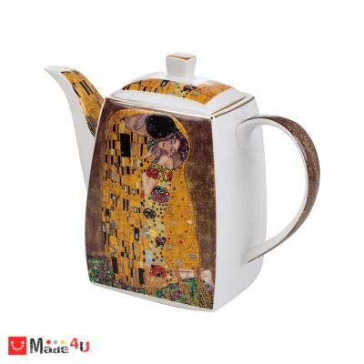 Чайник от фин костен порцелан