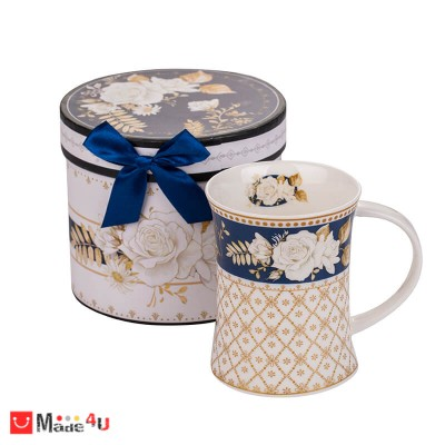 Чаша за кафе и чай, порцелан