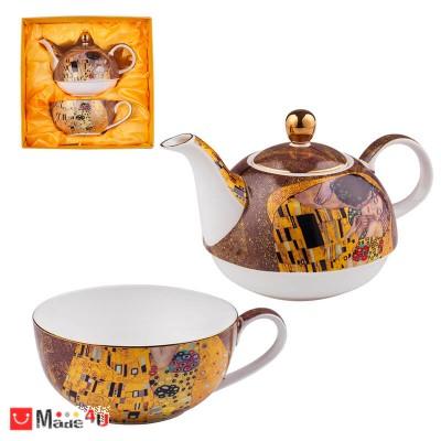 Сервиз за чай от 2 части