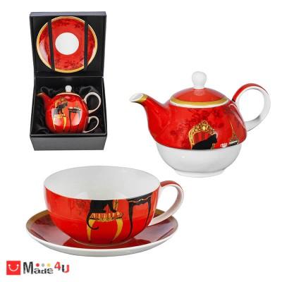 Сервиз за чай от 3 части