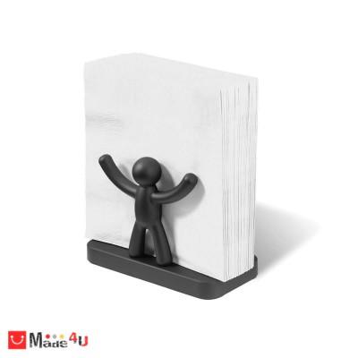 Салфетник BUDDY, UMBRA  - цвят черен