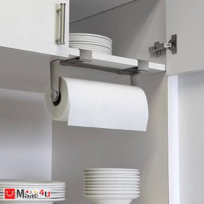Стойка за кухненска хартия за рафт MOUNTIE SHELF - UMBRA