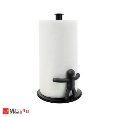 Стойка за кухненска хартия цвят черен - BUDDY, UMBRA