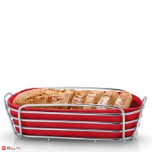 Панер за хляб продълговат DELARA червен - марка BLOMUS