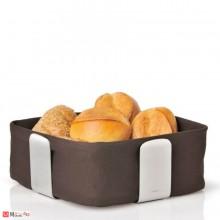Панер за плодове и хляб DELARA 25,5х25,5см кафяв, марка BLOMUS