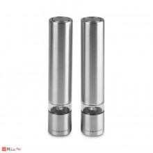 Комплект 2 броя електрически мелнички за сол и пипер CHISWICK MINI, COLE&MASON