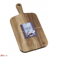 Дървена дъска от акация за сервиране на месо и рязане - малка, JAMIE OLIVER