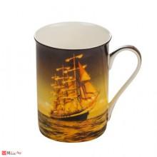 Чаша за кафе и чай, 300 мл, Lancaster - Кораб