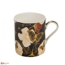Чаша за кафе и чай, 300 мл, Lancaster - Макове-Пеперуда
