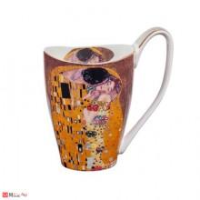 Чаша за кафе и чай, 400 мл, Lancaster - Целувката Климт