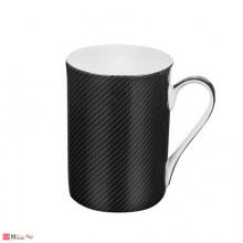 Чаша за кафе и чай, 300 мл, SILVER FLAME - колекция карбон