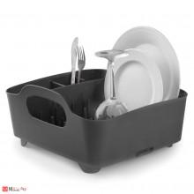 Сушилник за съдове TUB, UMBRA цвят тъмно сив