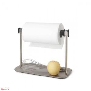 Настолна стойка за кухненска хартия с табла - LIMBO, UMBRA
